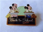 Disney Trading pins 25897 Disney Auctions - Back to School 2003 (Mickey and Minnie)
