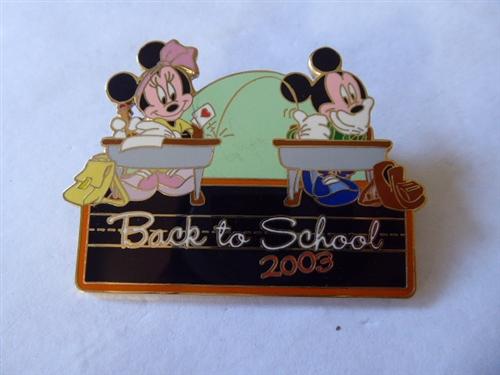 Disney Hidden Mickey Mouse Teacher Pin