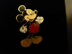 Disney Trading Pin  2606 DLRP - Mickey Through the Years (5 Pin Set) 1995