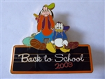 Disney Trading Pin  26277 DA Back to School 2003 epoxy prototype