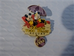 Disney Trading Pin  2648 Disney's Vero Beach Resort Est. 1995 Dangle