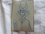 Disney Auctions (P.I.N.S.) - How to Draw Blue Line (Maleficent)