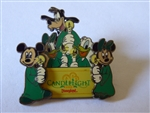 Disney Trading Pin  27038 DLR - Candlelight 2003