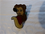 Disney Trading Pin  2746 Profile of Belle from Beauty and the Beast