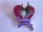 Disney Trading Pins 28028 Disney Auctions (P.I.N.S.) - Valentine Maleficent (Be My Valentine)