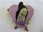 Disney Trading Pin 28121 Disney Auctions (P.I.N.S.) - Be My Valentine Old Hag
