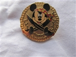WDW Cast Lanyard Series 2 - Pirates (Mickey)