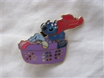 Disney Trading Pin 28426 Stitch in Laundry Basket