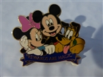 Disney Trading Pin Disney Visa Cardmember Exclusive #3 (Rewards Are Magic)