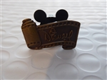 Disney Trading Pins Disney Signature Scroll