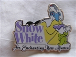 Disney Trading Pin 28627: DLR - Snow White An Enchanting New Musical