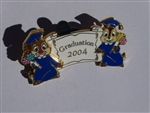Disney Trading Pins 28692 JDS - Graduation 2004 Chip & Dale