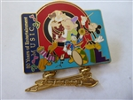 Disney Trading Pin 28807 WDW - Lights, Camera, Pins! #19 (80 Years of Music) Artist Choice