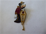 Disney Trading Pins  28856 DLR - Tower of Terror Countdown (Bellhop Goofy with Key) Dangle