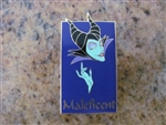 Disney Trading Pin 28873 Disney Auctions (P.I.N.S.) - Maleficent Model Sheet