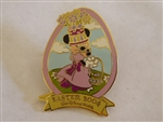 Disney Trading Pins 29070 WDW - Easter 2004 Finest Collection (Minnie)