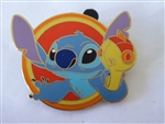 Disney Trading Pins  29117 DLRP - Stitch in Circle