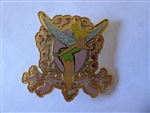 Disney Trading Pin  29286 Disney Auctions (P.I.N.S.) - Tinker Bell Frame (Birds and Flowers)