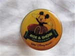 Ride & Show Pin