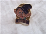 Disney Trading Pin  298: Disney Store - Snow White Set: Dopey