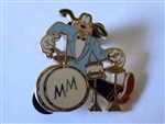Disney Trading Pin  29838 DCA - Tower of Terror Opening Event - Big Band Boxed Set (Drummer Goofy)