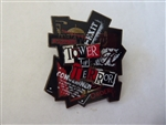 Disney Trading Pin   29925 DLR - Tower of Terror - Punk Pin