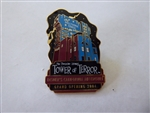 Disney Trading Pin  30023 Costco Tower of Terror Haunted Mansion Movie Pin