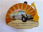 Disney Trading Pin 30074: Disney's Animal Kingdom Safari Celebration Dinner