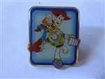 Disney Trading Pin 30254 JDS Toy Story lucky draw boxed pin - Woody and Buzz