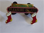 Disney Trading Pin 3027 Christmas '95 - Pleasure Island