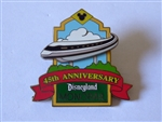 Disney Trading Pin 30297 DLR - 45th Anniversary (Monorail) 3D