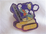Disney Trading Pin 30320: Construction Series (Donald Duck)