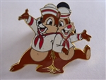 Disney Trading Pin 3038 DCL - FAB 5 Characters & Friends (Chip & Dale)