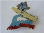 Disney Trading Pins 30487 JDS - Aloha! Stitch Surfing (Spring)