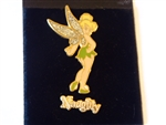 Disney Trading Pin  3056 DLR - Naughty Tinker Bell (2 pin set)