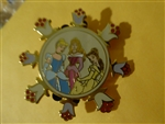 Disney Trading Pin 30667 Disney Auctions (P.I.N.S.) - Three Princesses