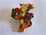 Disney Trading Pin 30698 DS - Pooh & Friends An Enchanted Christmas - 1998 Tin Set ( Tigger)