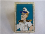 Disney Trading Pin 3076 DCL Captain Portrait