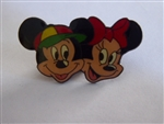 Disney Trading Pin 3082 Germany ProPin - Mickey and Minnie Faces