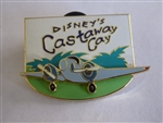 Disney Trading Pin  3088 Castaway Cay Airplane