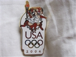 USA Olympic Logo - Chip & Dale