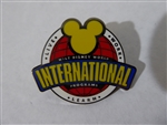 Disney Trading Pins 3093 WDW International Program Circle Pin
