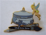 Disney Trading Pin 30987 WDW - Tink's Summer Pin Quest - Artist Choice - Tink with Powder Box