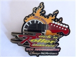 Disney Trading Pin  31025 WDW - Rock 'N Roller Coaster 5th Anniversary