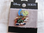 Disney Trading Pin 3107: Jiminy Cricket Pointing