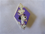 Disney Trading pins 31207 Disney Auctions (P.I.N.S.) - Peek-a-Boo (Pongo and Perdita)
