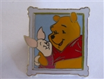 Disney Trading Pin Pooh and Piglet from Lanyard Set