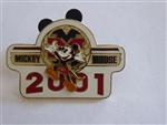 Disney Trading Pin Mickey Mouse 2001 pin