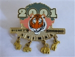 Disney Trading Pin Animal Kingdom Animals 2001 (Dangle)
