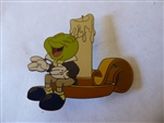 Disney Auctions (P.I.N.S.) - Jiminy Cricket on Candlestick